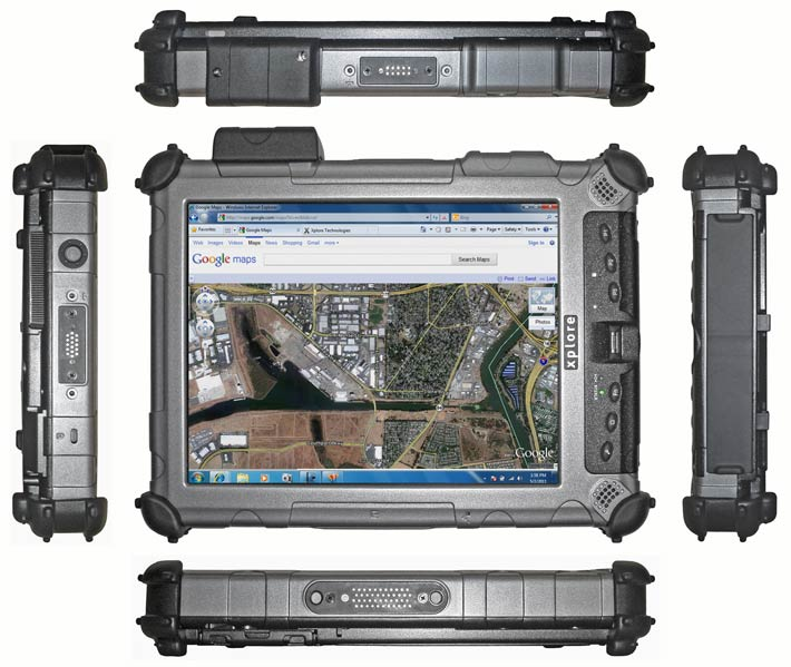 tablet rugged per esterno