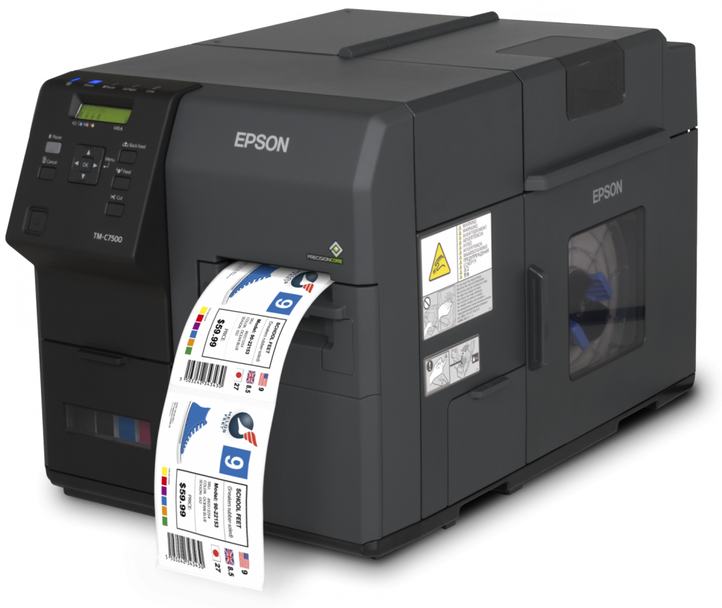 epson colorworks 7500