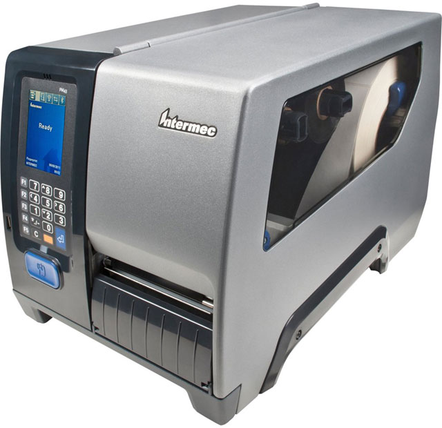 Intermec PM43 stampante di etichette industriale