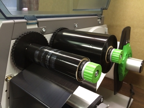 ribbon termico per stampanti di etichette