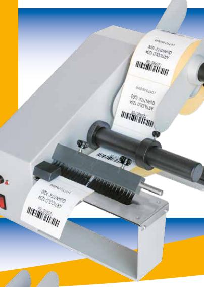 dispensatore elettronico di etichette