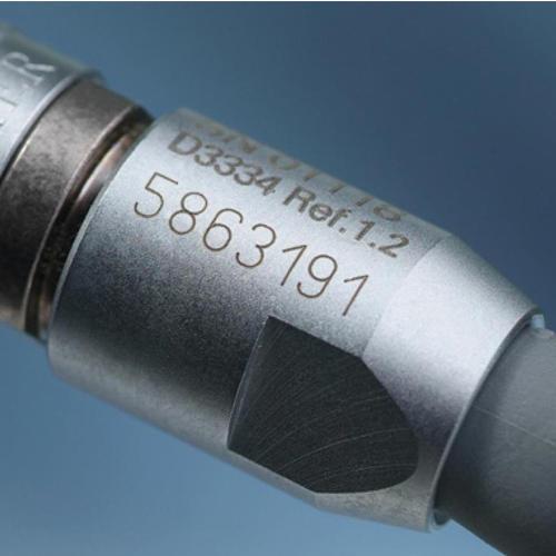 marcatura laser matricola