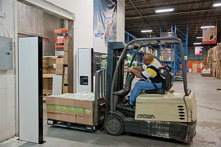 RFID per la gestione del magazzino