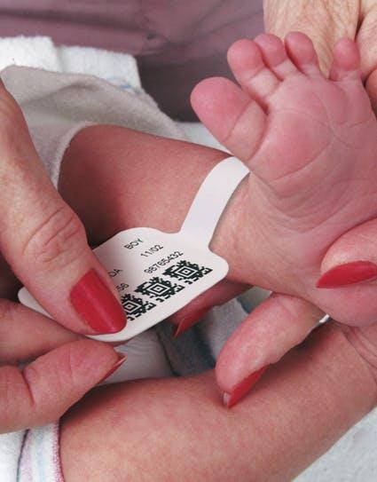 sbraccialetti Sato per neonati