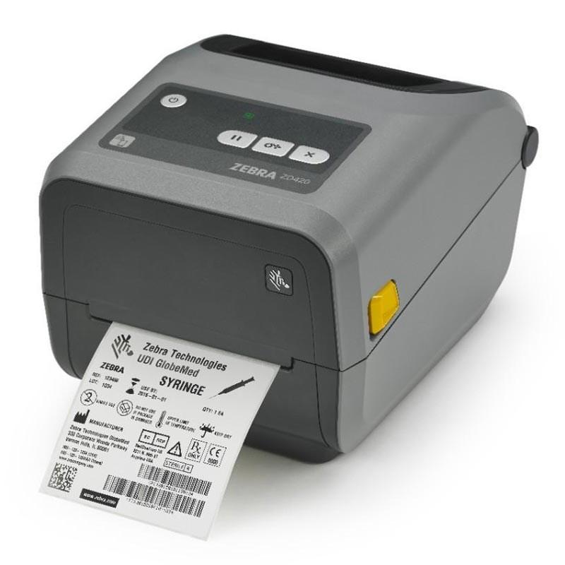 stampante di etichette Zebra