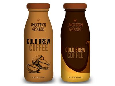 etichetta prodotto con font creativi