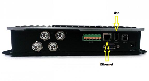 ttore RFID Zebra FX9600