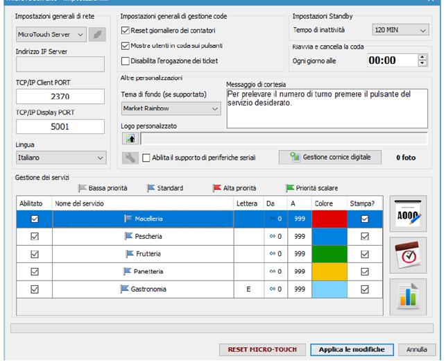 eliminacode software di gestione