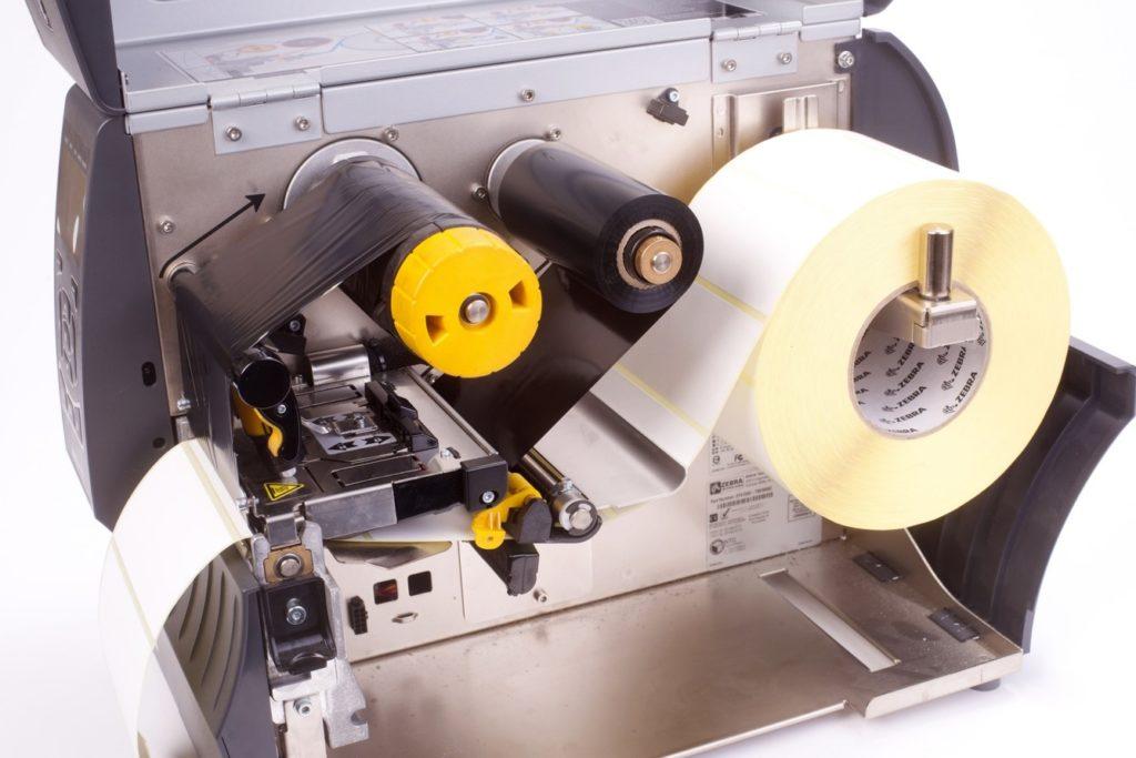 ribbon ed etichette per stampanti Zebra