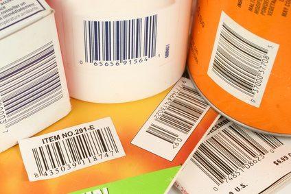 come posizionare il codice a barre sui prodotti