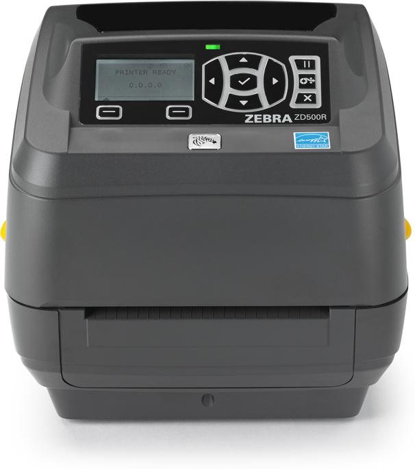 zebra zd500r stampante desktop rfid zebra
