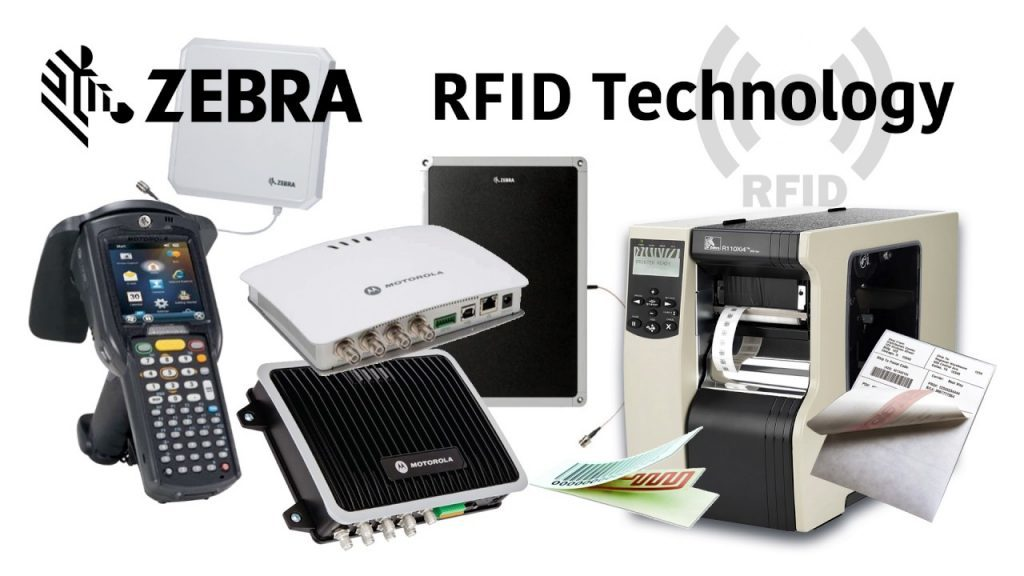 lettori e stampanti RFID Zebra
