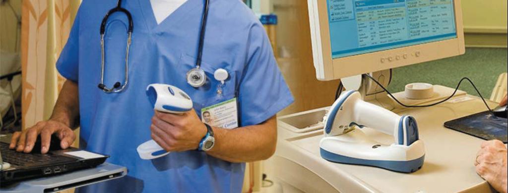 Lettori wireless settore sanitario