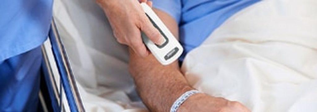 Lettore Datalogic per ospedali