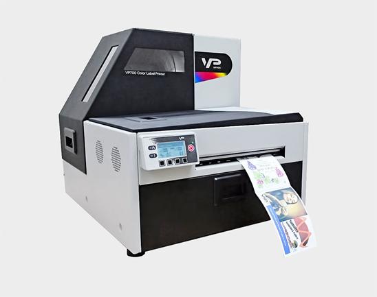stampante di etichette a  colori vp700 vipcolor