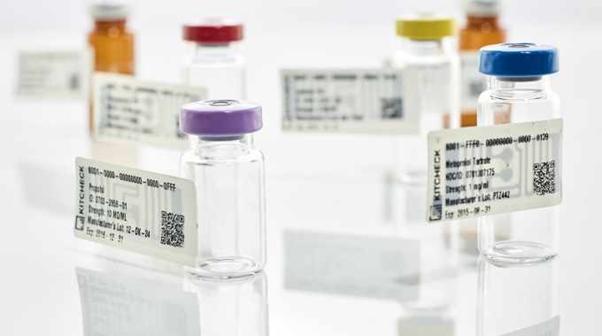 etichetta rfid per il settore farmaceutico