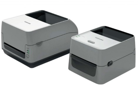stampante di etichetet Toshiba B-FV4