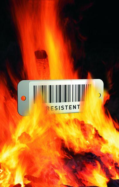 etichette per il caldo
