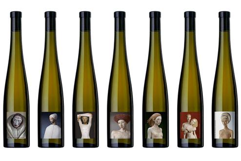etichette adesive per bottiglie di vino