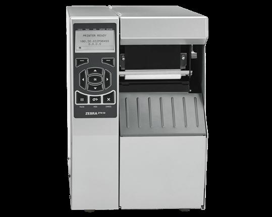 stampante industriale Zebra per elevati volumi di stampa